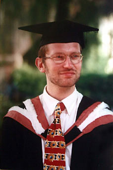 MARKBUCKLANDgraduationphoto