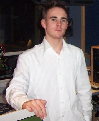 Andrew Black aged 24. Died 2007
