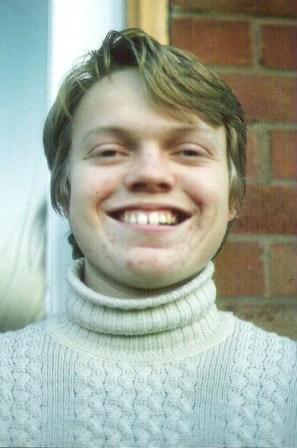 Christopher Warne aged 36