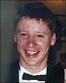 Grant Goodwin, aged 30 Glasgow,Scotland. Died 2009
