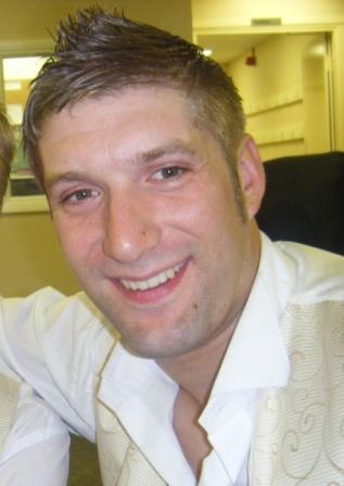 Dean Burrel Aged 25